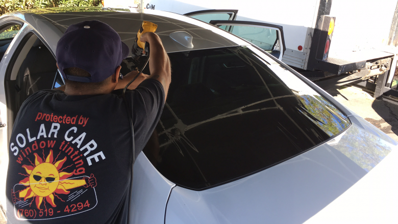 Local Car Window Tinting Questions To Ask Before Tinting