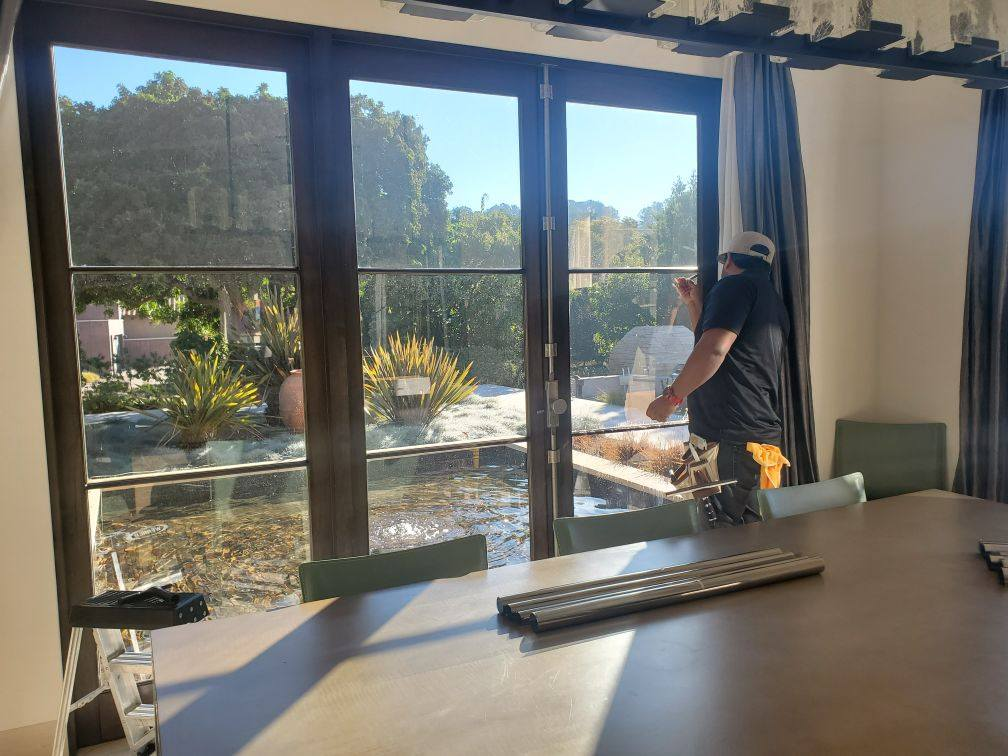 Home Window Tinting Film - decorative residential privacy films