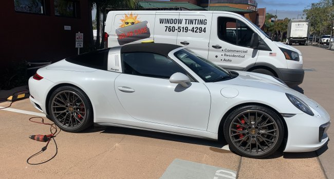 Beautiful Window Car Tint